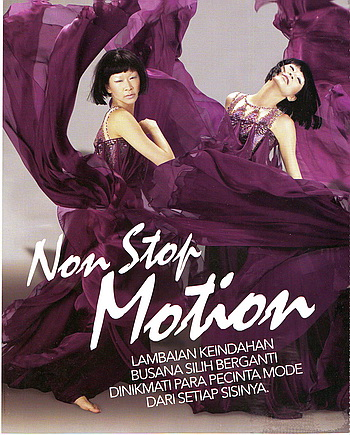 Jakarta Jul 28, 2009 2008 Non Stop Motion (Female Magz Indonesia)