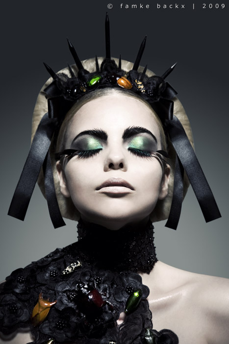 The Netherlands Jul 28, 2009 Famke Backx Queen Insect