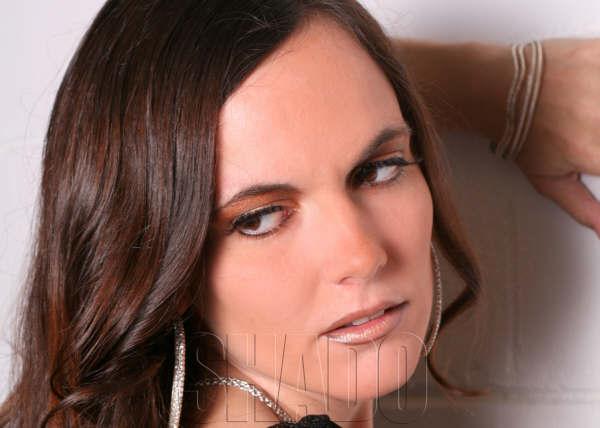 Female model photo shoot of Shae Monae the MUA in Detroit, MI