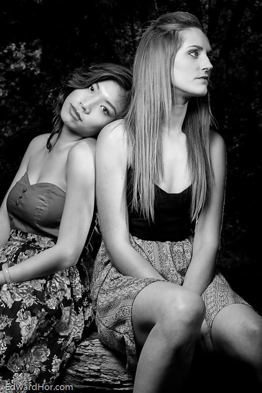 Female model photo shoot of Tahnee Cirjanic by edward hor in Casula Powerhouse