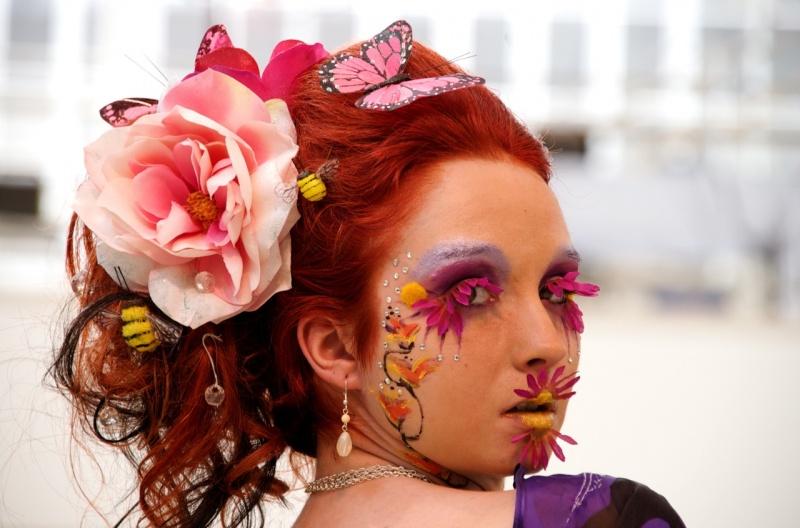 Overture Center Jul 29, 2009 Nataraj Hauser WI Fashion Week Stylista Comp. 125