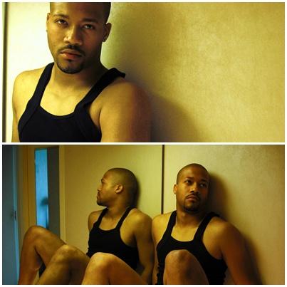 Male model photo shoot of Andre Emmanuel in St. Louis