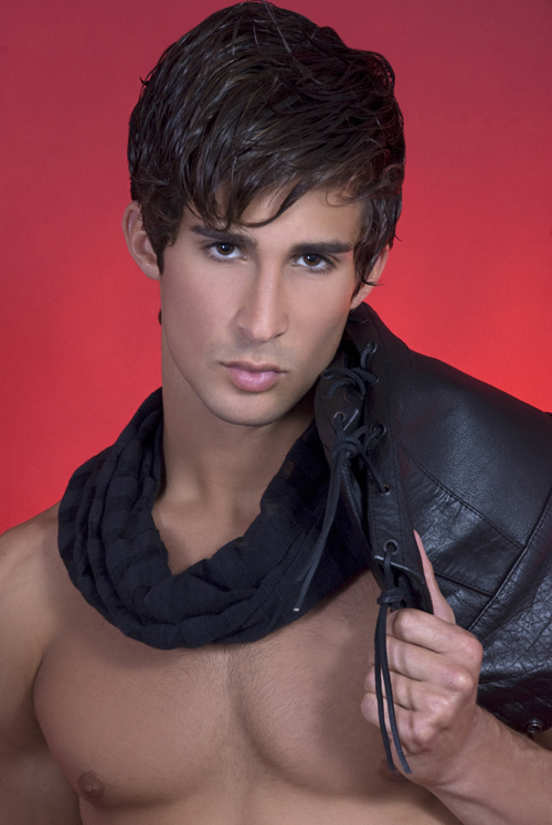 NYC Jul 29, 2009 Rafael dela Pena Photography Rebel (Styling + Photo: Rafael / Model: Danny /Agency: Orb New York)