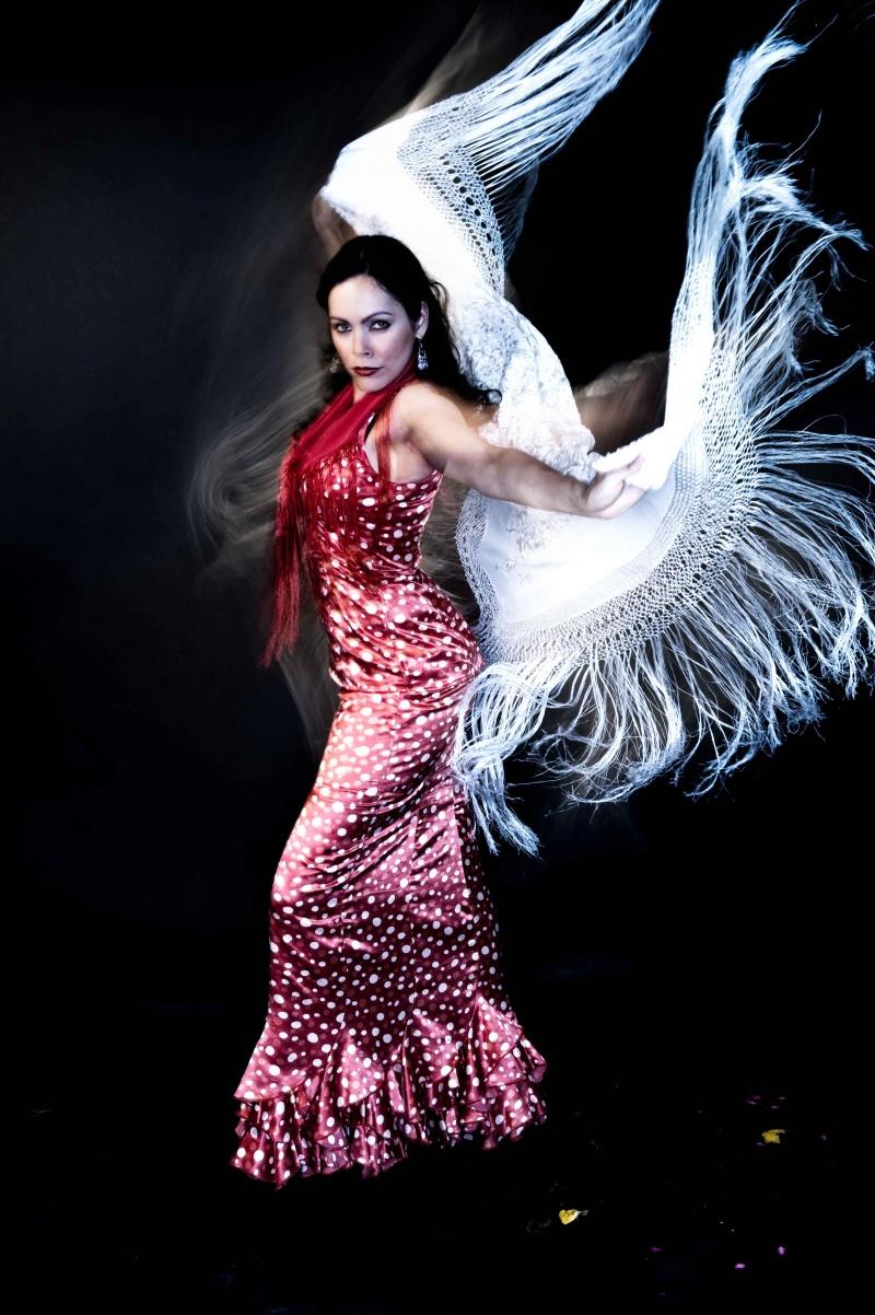 Jul 29, 2009 Fiona Malena Flamenco Dancer