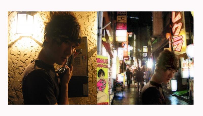 Male model photo shoot of Jimmy Japan