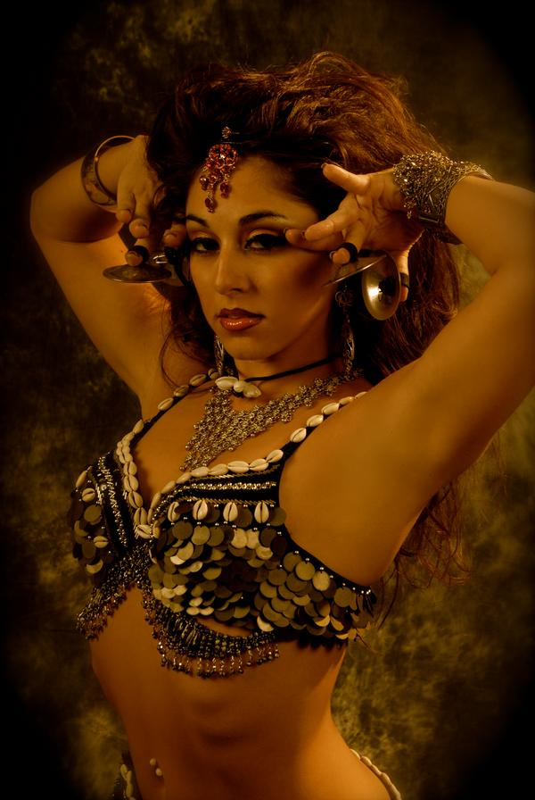 Las Vegas Jul 31, 2009 MaddMeat Photography Tribal Belly Dance Shot
