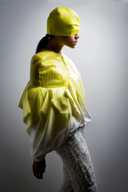 Female model photo shoot of Hellen van Rees and cherie rose