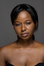 Female model photo shoot of Dela Q