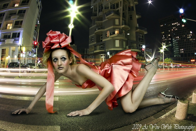 Female model photo shoot of As You Wish and Audra in Arizona, retouched by Third Dimension, makeup by I Made It Up
