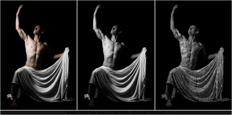 Orlando, FL - My In Home Studio Aug 01, 2009 Craig Ellis Raboteau Malvart Statue - Process of Petrification