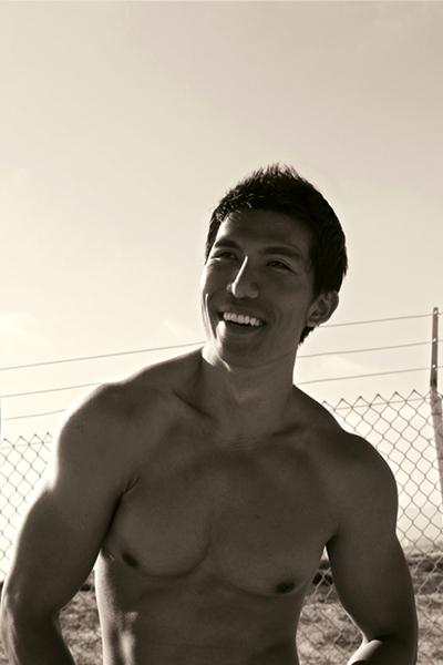 Male model photo shoot of Tom Hsiao in LA