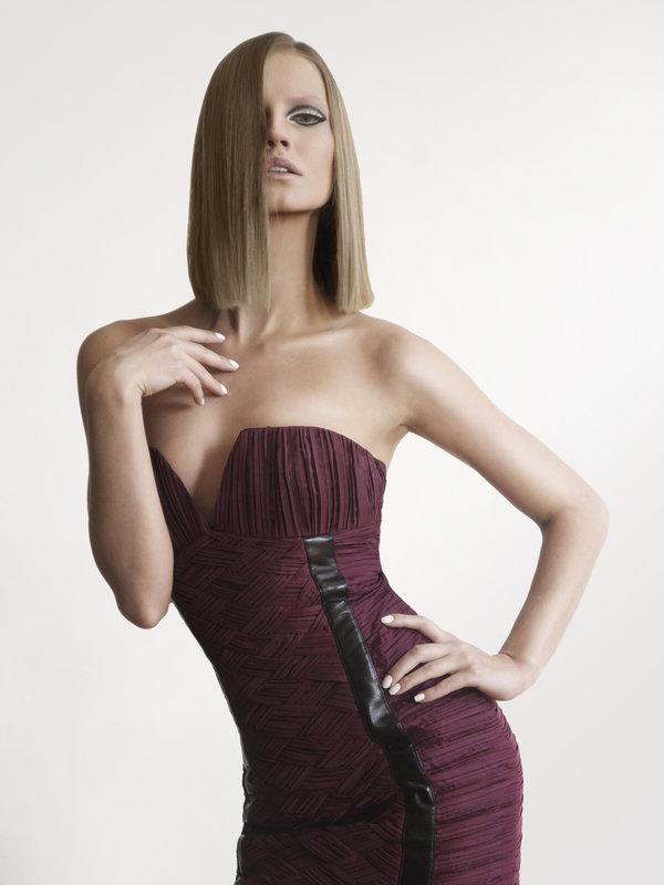 Female model photo shoot of karen  genetta