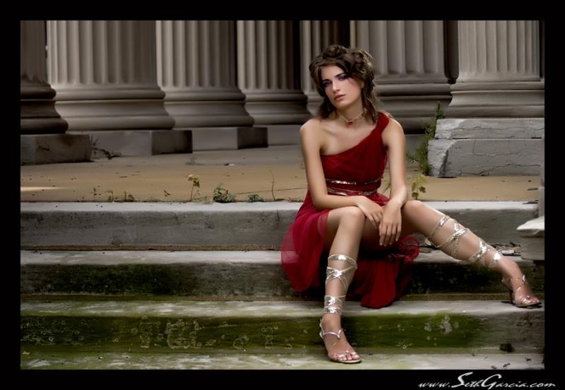 Wash U. Aug 04, 2009 Seth Garcia Greek Goddess