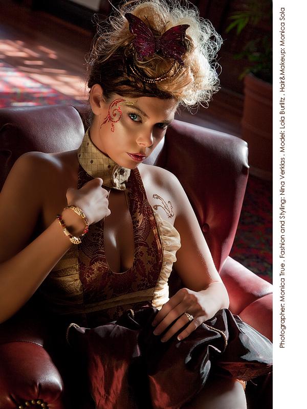 Aug 05, 2009 Monica True Orlando Style Magazine/ NOV 2010