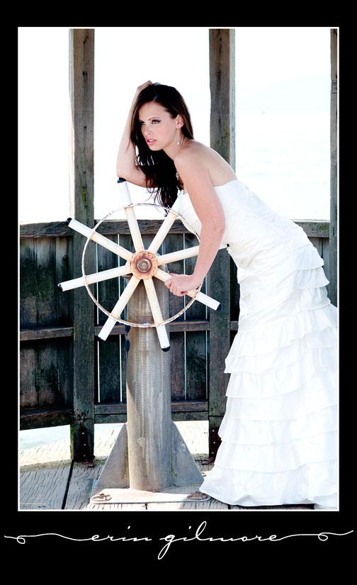 Female model photo shoot of Erin GIlmore