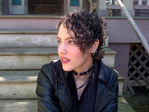 Aug 05, 2009 photo by Carol B. portrait profile