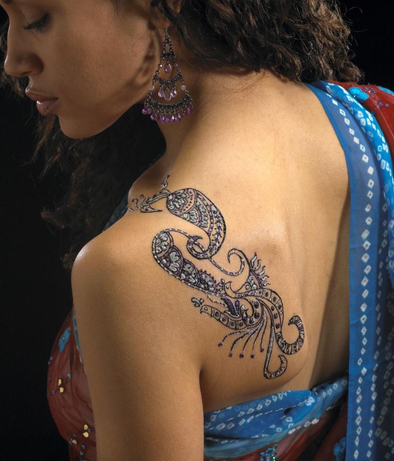 Aug 05, 2009 Body art