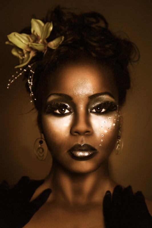 Jlark Photography, Pennsylvania, MUA Christine Aug 06, 2009 ebony masked