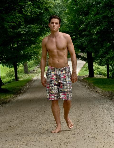 Male model photo shoot of Ben R R in Hillsborough, NH