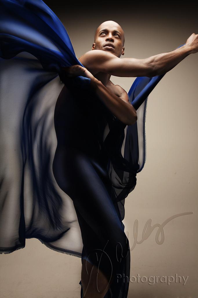 Third Ward Studios Aug 06, 2009 © 2009 Dallas J. Logan Model:   Paulo Pascoal  (The Blue Angel)
