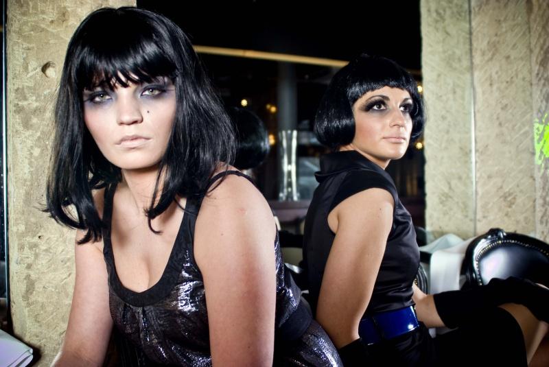 Female model photo shoot of micaela scott in 29 members