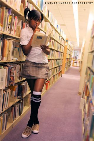 Downtown Sacramento Public Library Aug 07, 2009