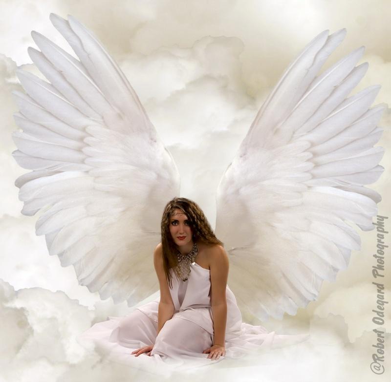 Aug 08, 2009 Robert Odegard Photography White Angel