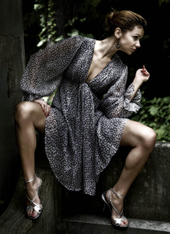 Female model photo shoot of MPFashion in crambrook
