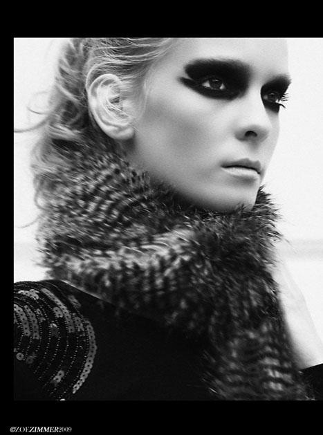 Female model photo shoot of Lucies Makeup