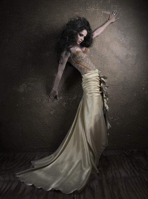 Female model photo shoot of Daisy Sanchez by Phillip Ritchie  in red door studio costa mesa