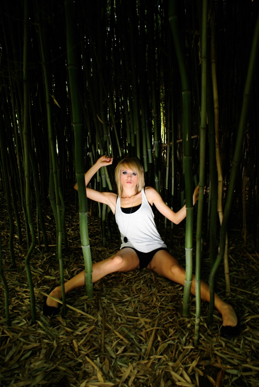 Aug 10, 2009 Andy Windsor 2009 Lost in the bamboo forest