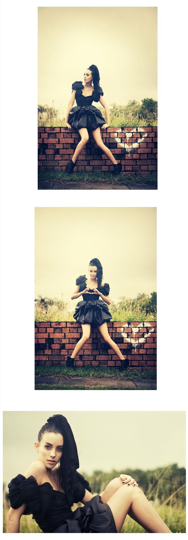 Female model photo shoot of ChelseaRose by Shaelah Ariotti, wardrobe styled by Abi Fincham