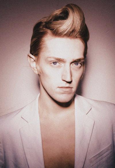 Male model photo shoot of Marek Nagajek