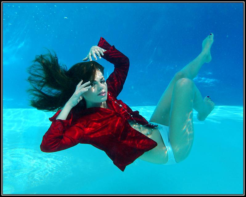 Underwater capabilities  Aug 11, 2009 Thomas VanDyke Mermaid