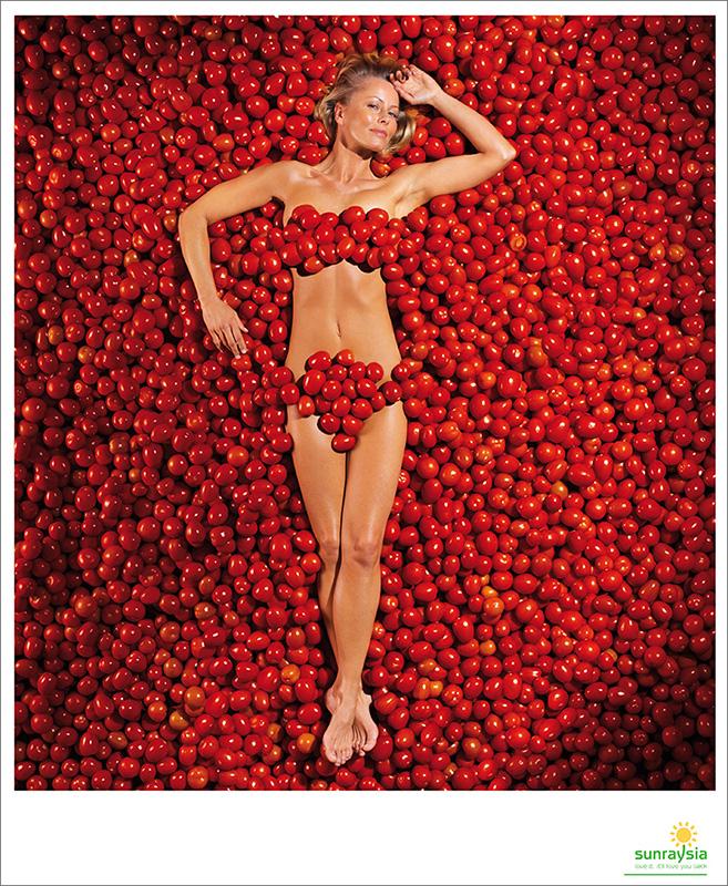 London Studio Aug 11, 2009 Andy StJohn Beauty Commercial Photography