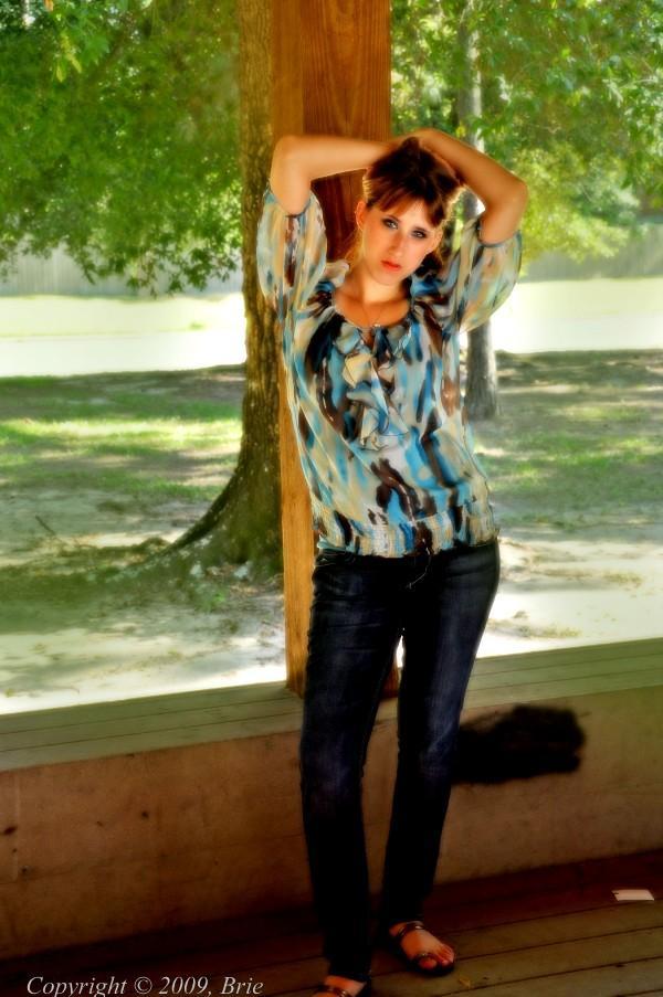 Female model photo shoot of WinterBrie