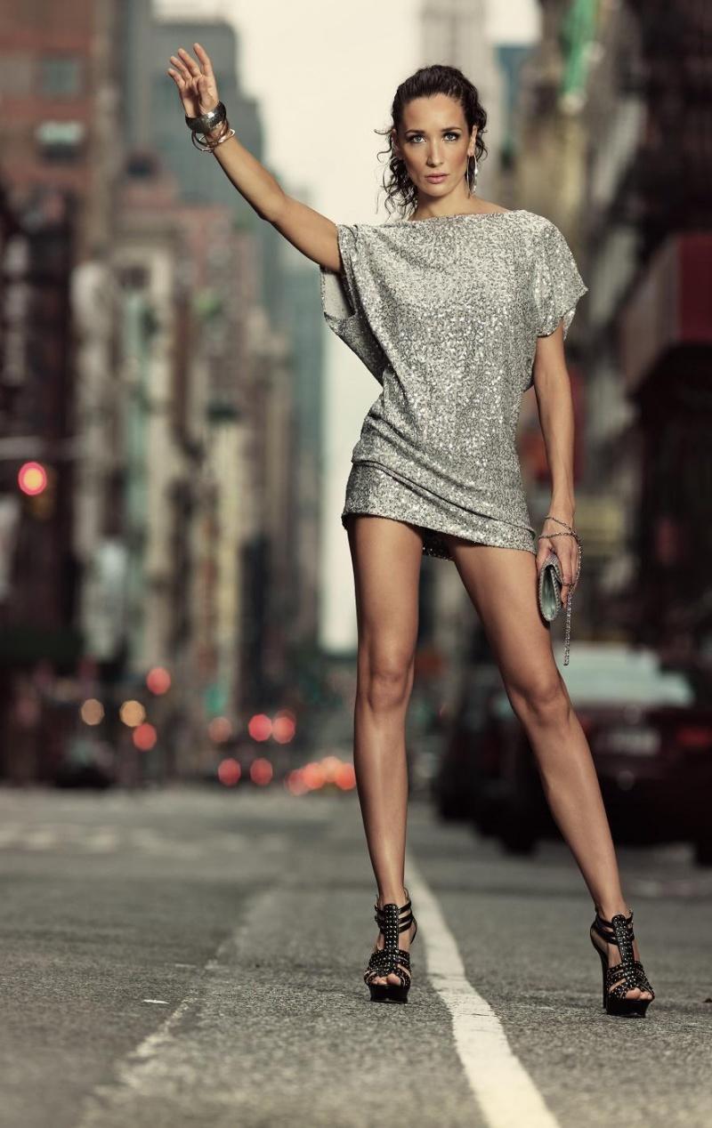 NEW YORK NEW YORK Aug 12, 2009 Oleg Igorin (photographer) Ana Asensio (Model) ANA