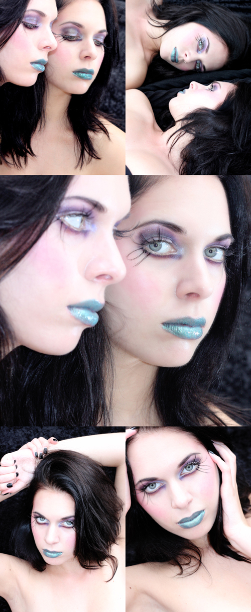 Female model photo shoot of Heather Louise and Kasia Dziura in Melton Mowbray, makeup by Rochelle OBrien