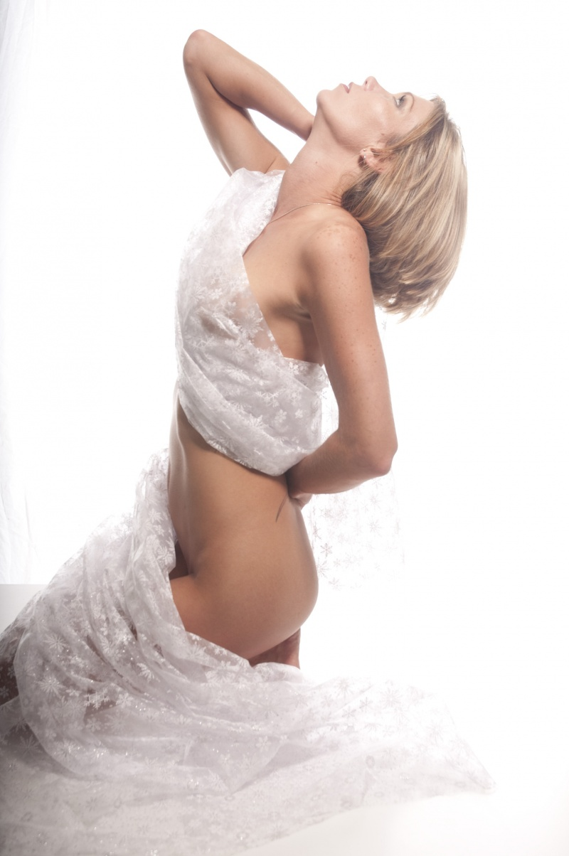Male and Female model photo shoot of Brandon G Andreadakis and Model Kelli