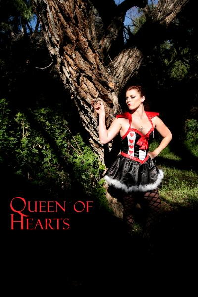 Reno, NV Aug 13, 2009 BOLT Photography Queen of Hearts-Hair and MU by ME