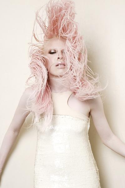 Los Angeles Aug 14, 2009 Albino