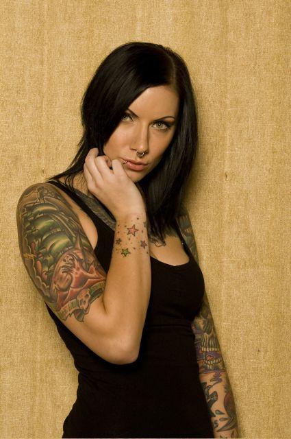 Aug 14, 2009 Markus Cuff Tattoo Magazine