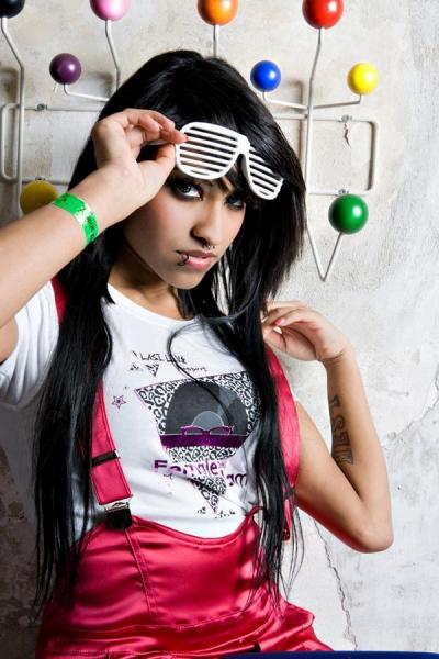 Female model photo shoot of Fiona Stark