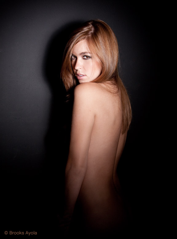 Aug 15, 2009 Brooks Ayola Model-Jess Robinson