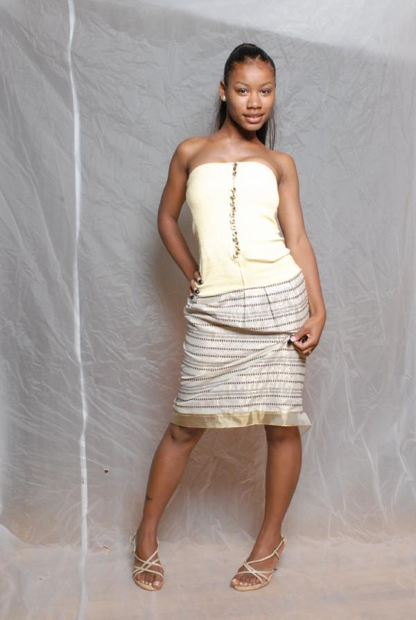 Female model photo shoot of SHONTE P