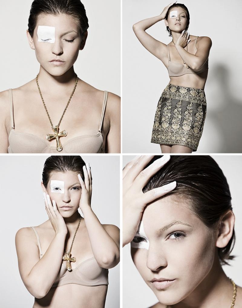 Female model photo shoot of Keana  Parker and Juliana Pfeffer