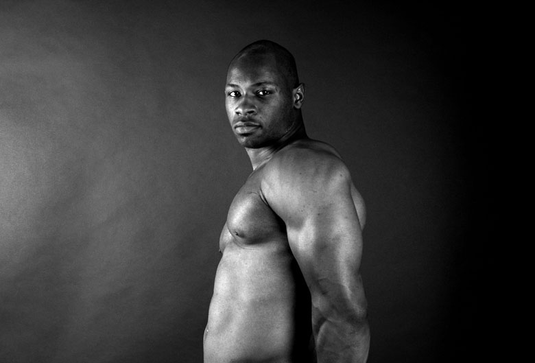 Male model photo shoot of AK Studio Photography and HermanMitchell in Bloomington, IN.
