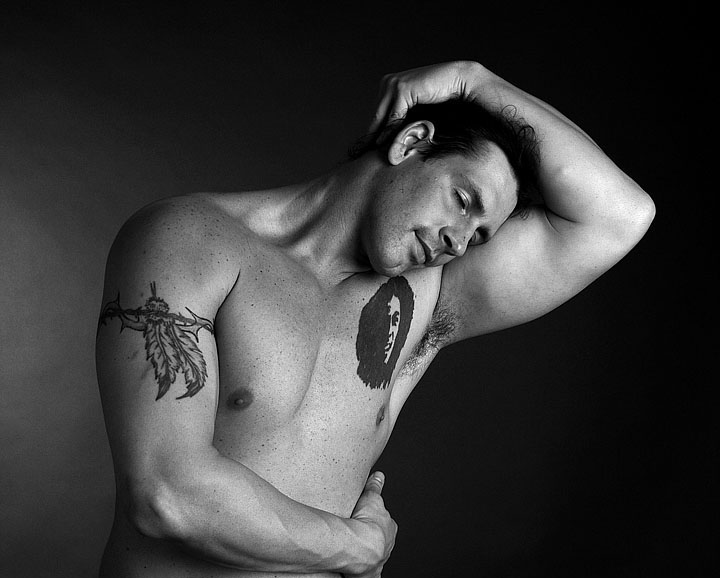Male model photo shoot of AK Studio Photography and Benjamin Wood in Bloomington, IN.