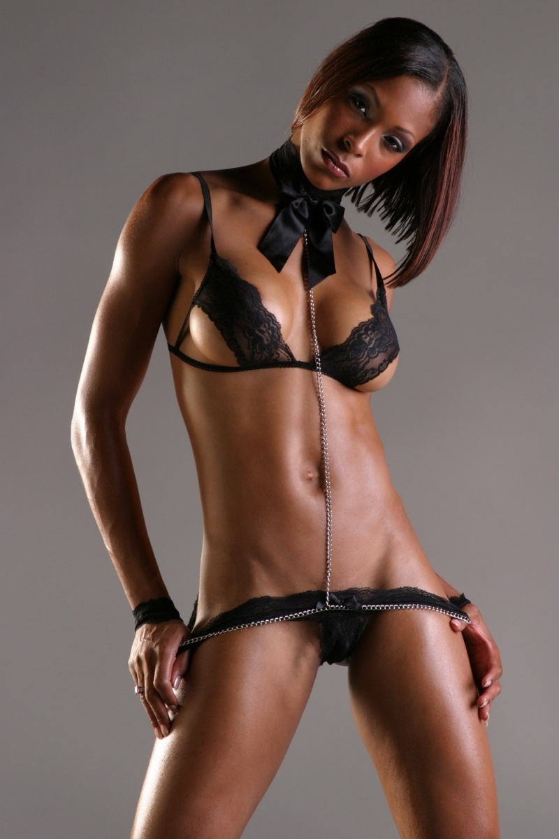 Rick Dones Studio Downtown La Aug 18, 2009 Rick Dones Photography Black and Sexy Lingerie