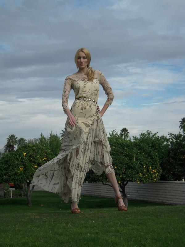 Female model photo shoot of Krystle Kelley
